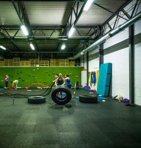 Functional Gym, Synergy Group Fitness, Edinburgh and Livingston.