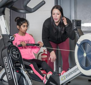 Fitness Classes Edinburgh for Teens and Kids at Synergy Group Fitness Edinburgh ad Livingston