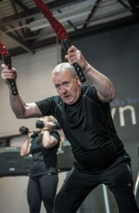 Strength and Conditioning at Synergy Group Fitness, Livingston and Edinburgh