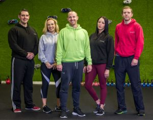 Gym Livingston, Synergy Group Fitness West Lothian and Edinburgh