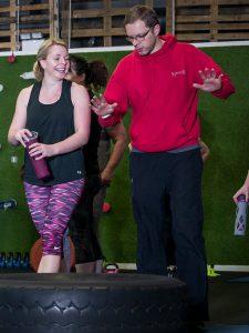 Personal Training Edinburgh, Synergy Group Fitness, Edinburgh and Livingston, West Lothian.