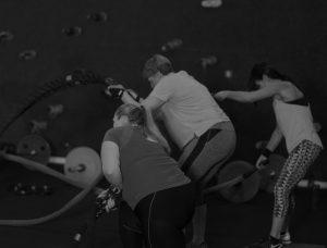 Functional Gym, Synergy Group Fitness, Edinburgh and Livingston.